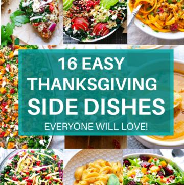 Thanksgiving Side Dish Recipes