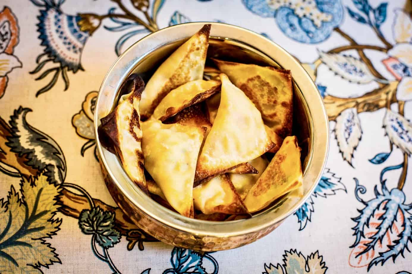 The most amazing Vegetable Samosa's