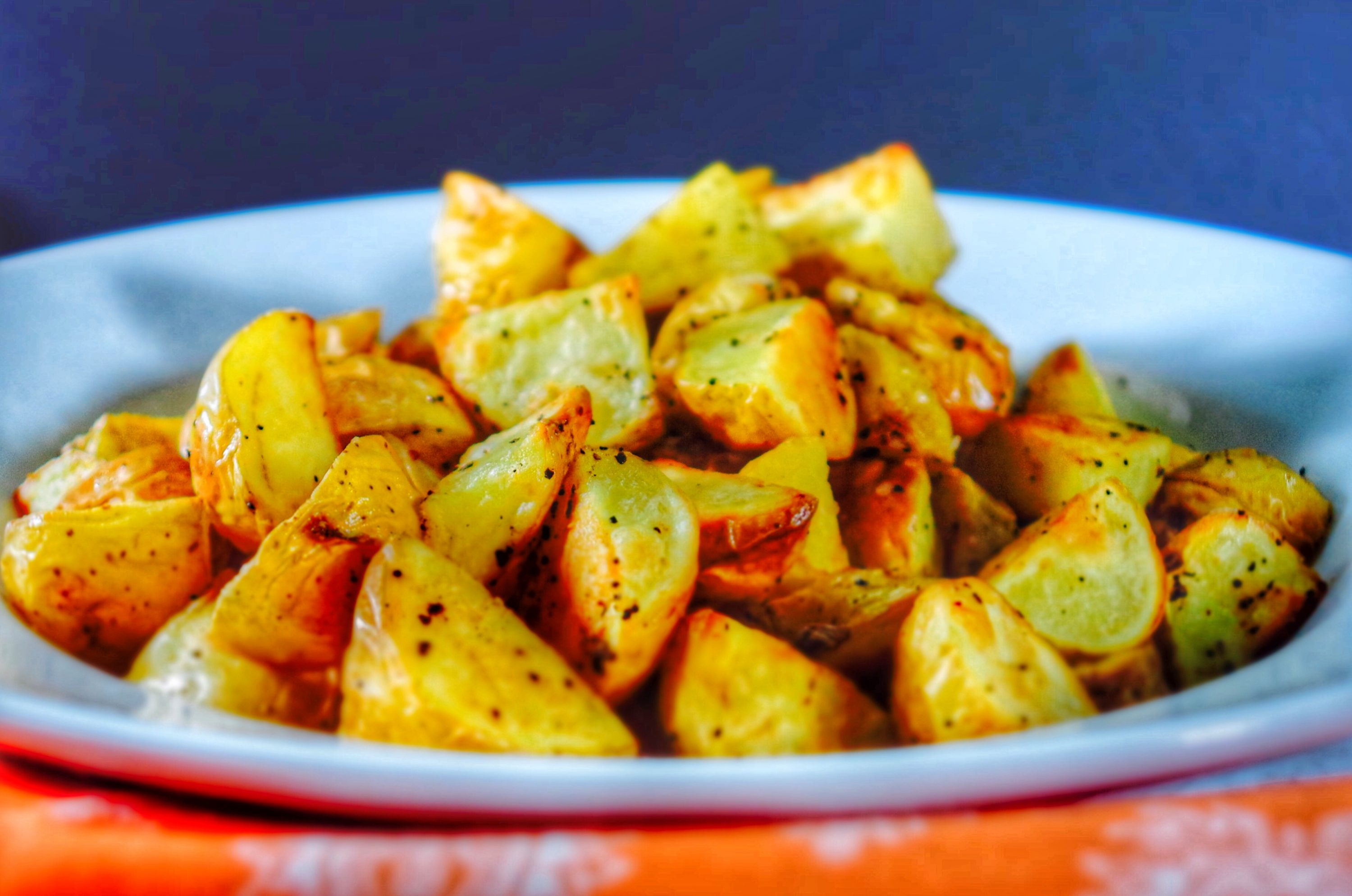 Perfectly Roasted Potatoes!