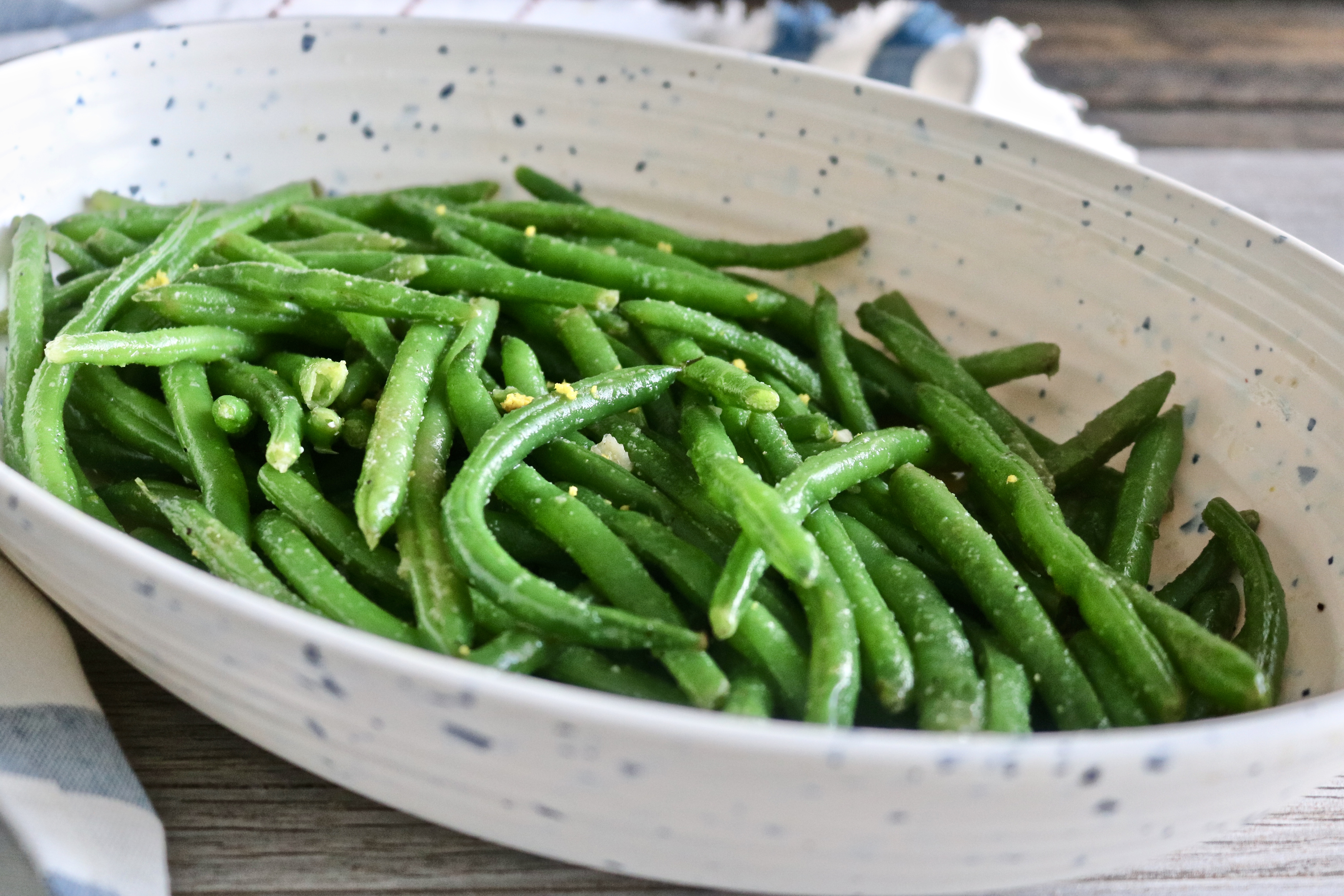 The Most Amazing Green Beans you will ever Make!
